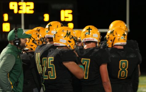 This season, Manogue's Friday night lights are brighter than ever
