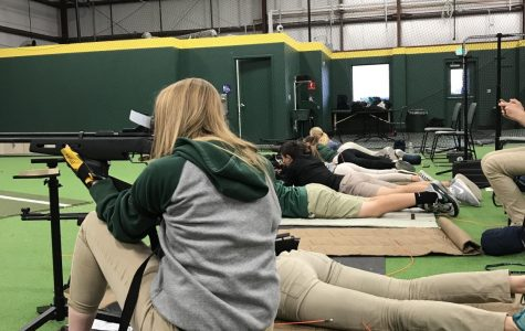 Targeting Bishop Manogue's Rifle Team