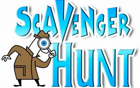 November Edition Scavenger Hunt is Closed!