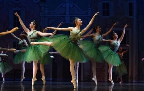 "Jane Zebrack Dances the Role of Clara in Upcoming ""The Nutcracker Ballet"""