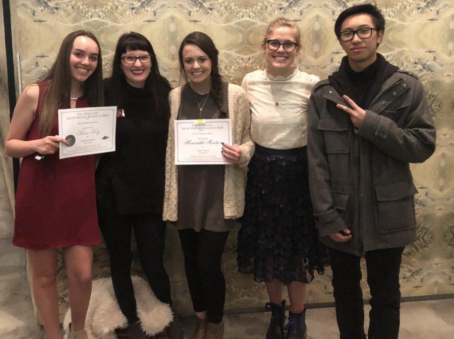 Manogue+Students+Receive+Scholastic+Key+Awards