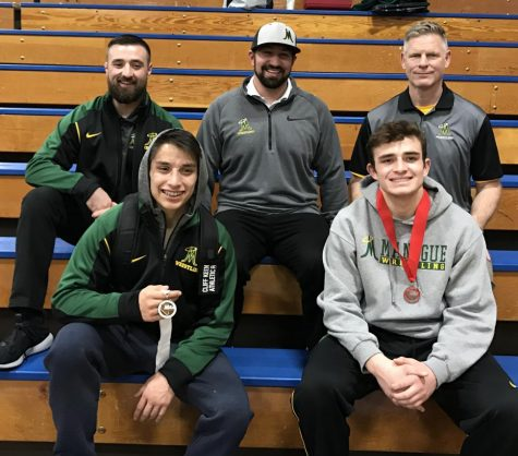 Manogue's Ski Team Wins Big at State