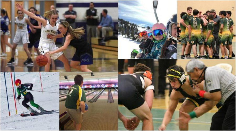 Winter Athletes Exceeding Expectations