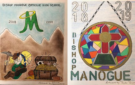 2018-19 Planner and Handbook Cover Winners