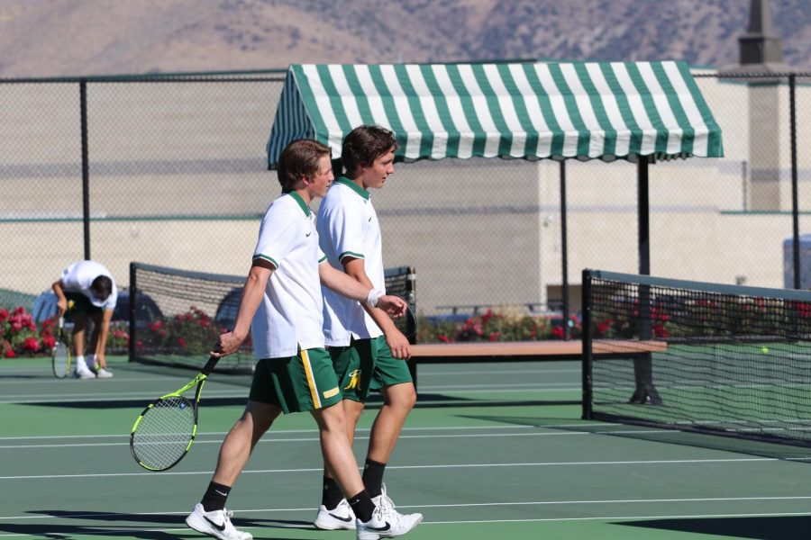 Swinging Through Another Season of Miner Tennis!