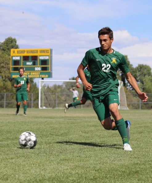 Bishop Manogue Soccer Makes a Return!