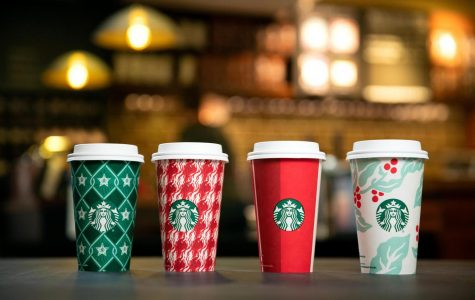 2018 Starbucks Holiday Cups. Courtesy of the Starbucks Corporation