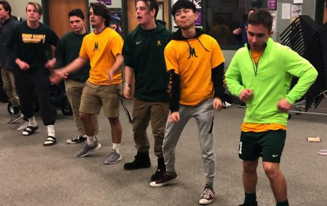 "Bishop Manogue ""Gets [its] Head in the Game"" Taking on High School Musical"