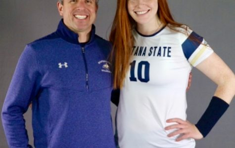 Emma Pence commits to Division One Montana State University to continue her volleyball career. Photo courtesy of Emma Pence.