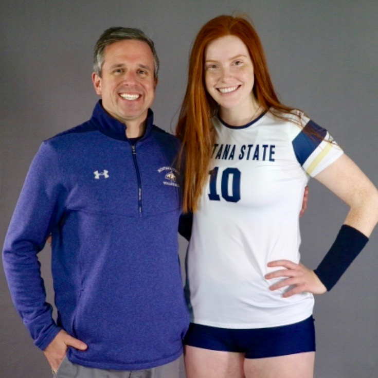 Emma+Pence+commits+to+Division+One+Montana+State+University+to+continue+her+volleyball+career.+Photo+courtesy+of+Emma+Pence.
