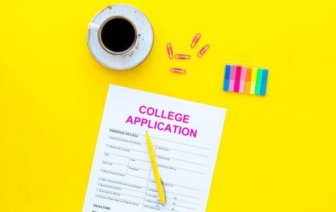 Senior Advice on College Applications