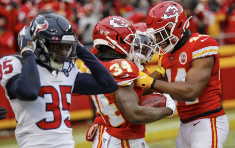 The Chiefs playing the Texans (photo courtesy of the NFL).
