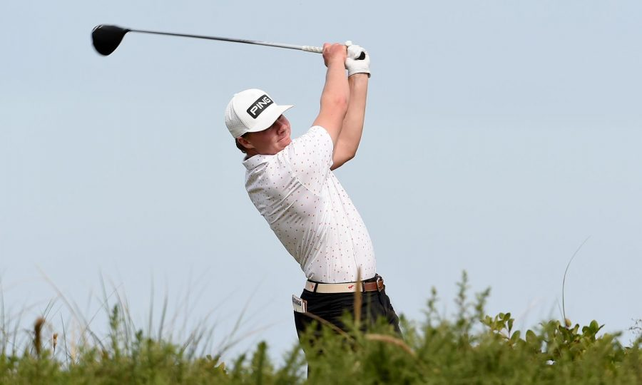 Ollie swinging through in Oregon (photo courtesy of Dallas Morning News).