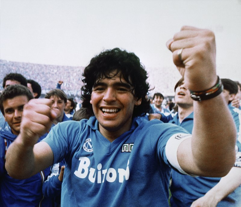 Diego Maradona, soccer legend, dies at 60