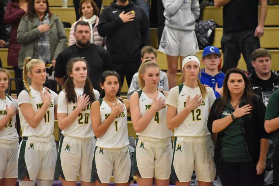 Unfinished Business - Manogue Basketball
