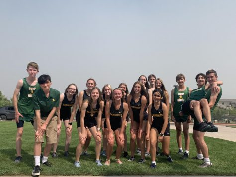 Manogues Cross Country Team Is Getting Smoked