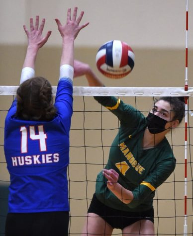 Bishop Manogue Volleyball is back and it's looking better than ever.